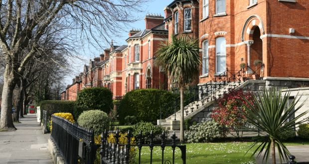 Dublin Hsng prices